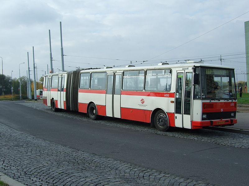 Karosa B 741 Praha, Řepy, autobus X9