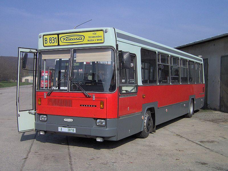 Karosa B 831a