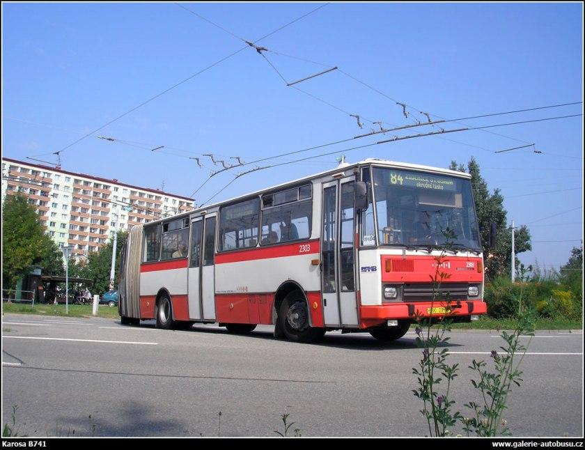 Karosa B741b