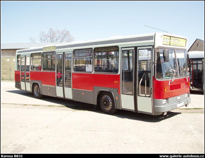 Karosa B831