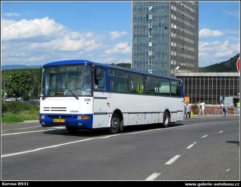 Karosa B931a