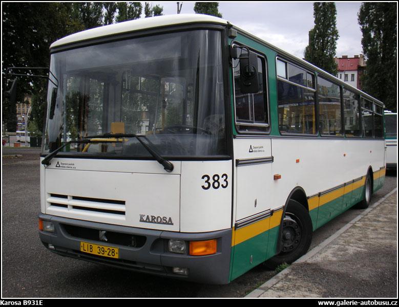 Karosa B931Eb