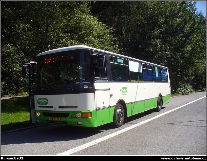 Karosa B932