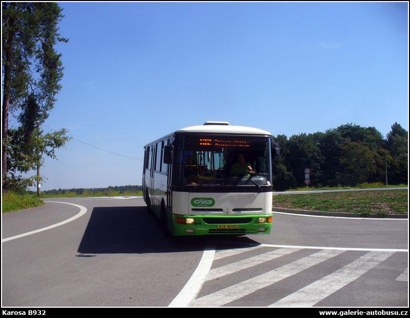 Karosa B932a