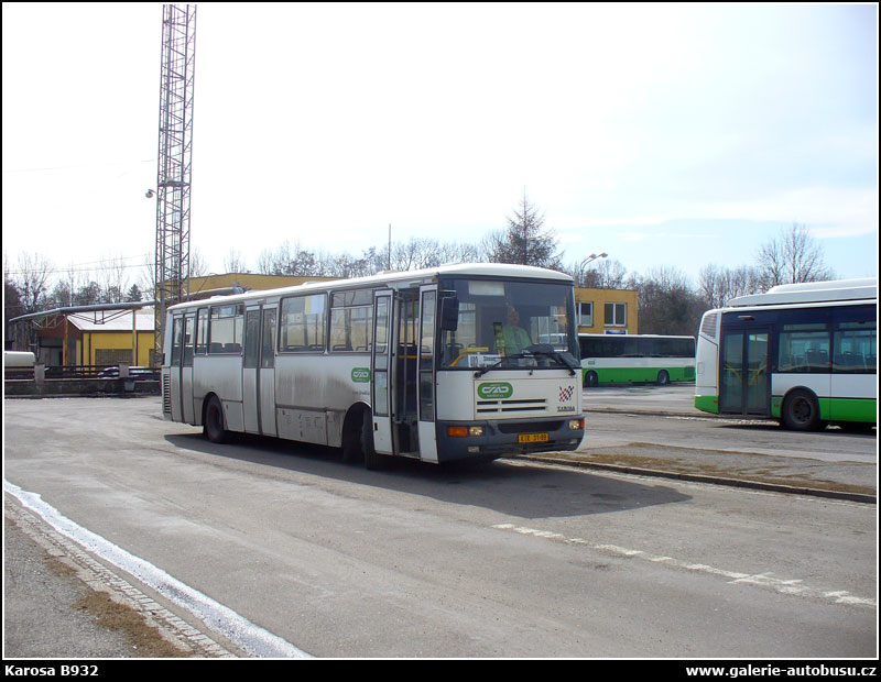 Karosa B932b