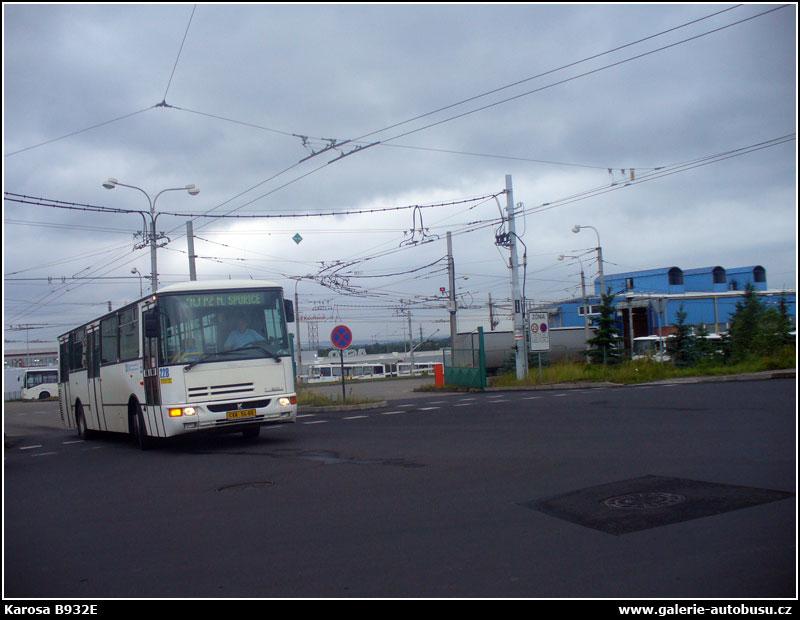 Karosa B932Eb