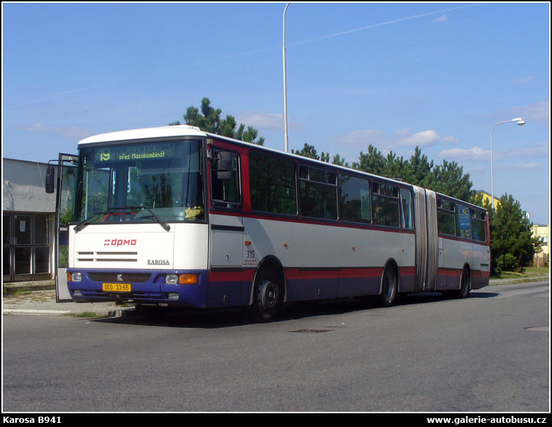 Karosa B941c