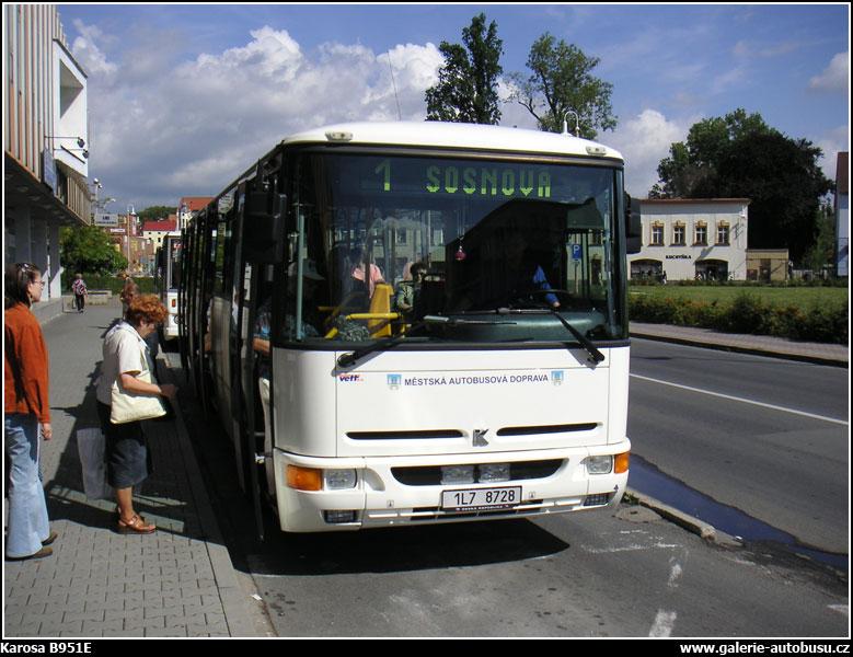Karosa B951Eb