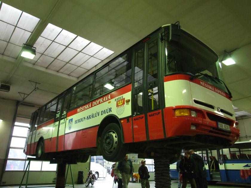 Karosa B952E CZ
