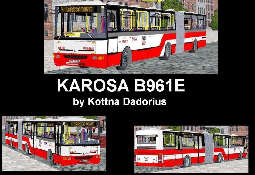 Karosa B961E