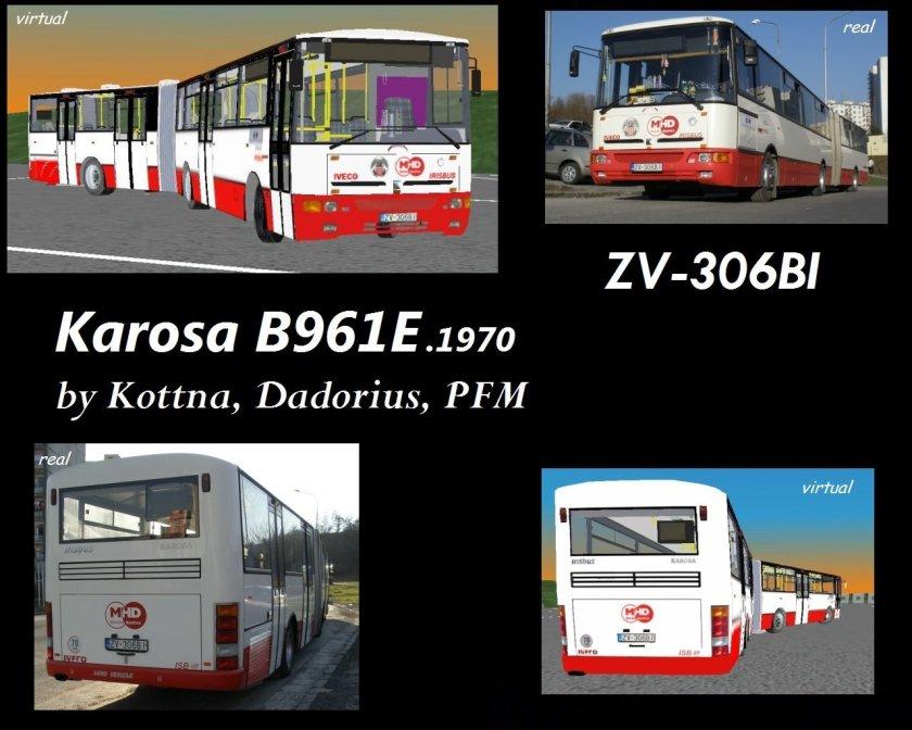 KAROSA B961Ea