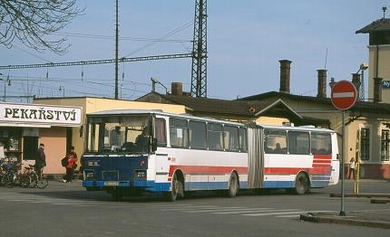 Karosa C 744 ČSAP
