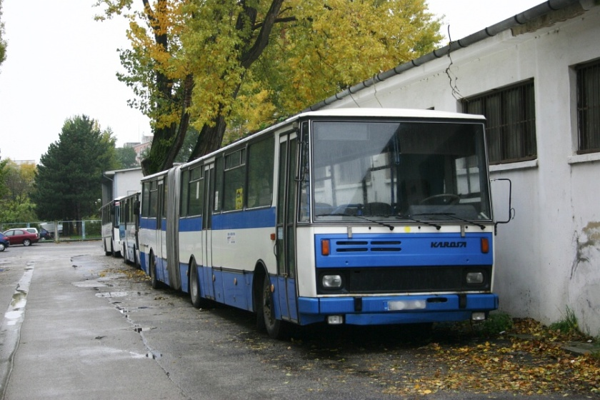 Karosa C 744 patriaca SAD Bratislava