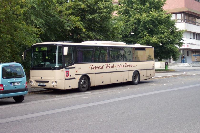 Karosa C 956 v Praze