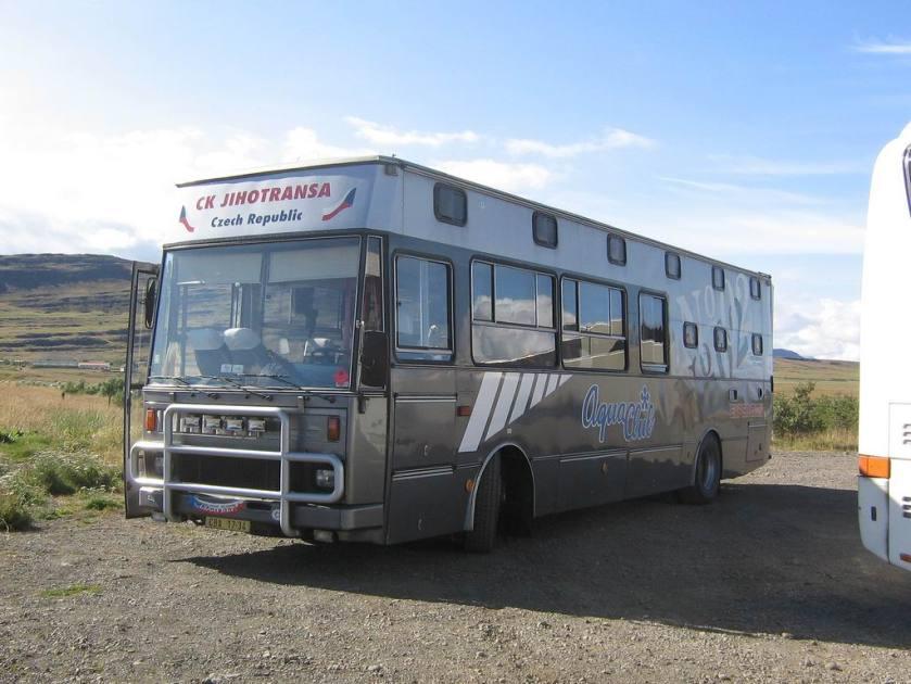 Karosa C734 Hotelbus Lux #CBA 1734