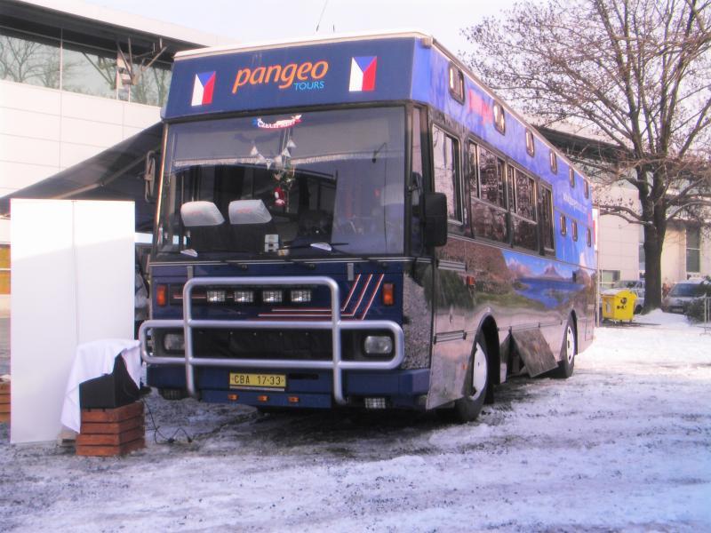 Karosa C734 Hotelbus Lux