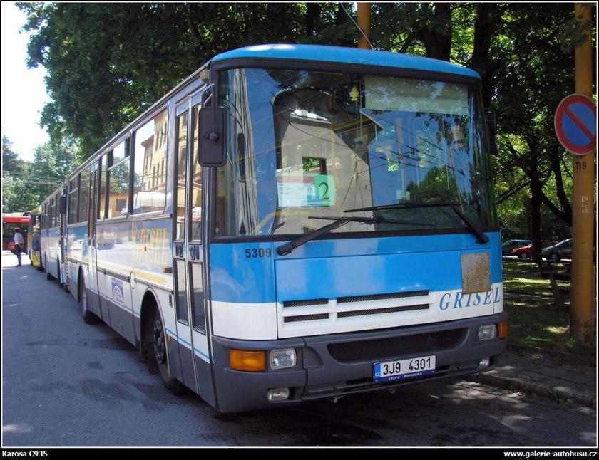 Karosa C935a