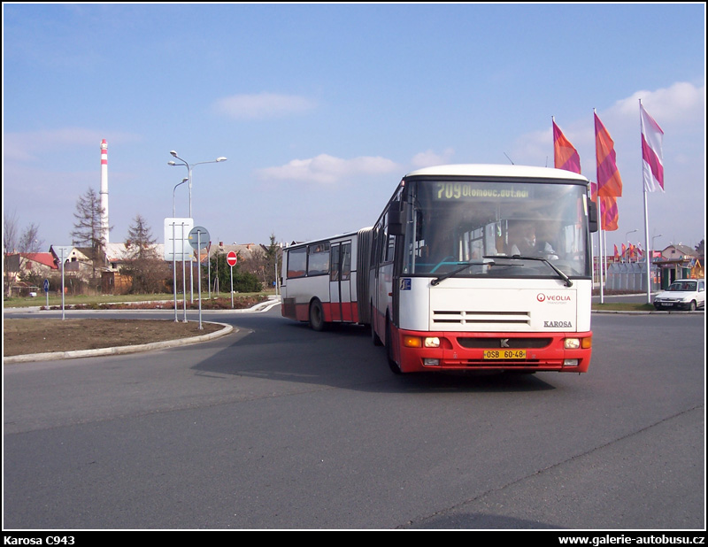 Karosa C943b