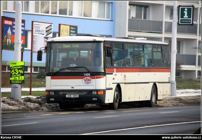 Karosa C954Ea