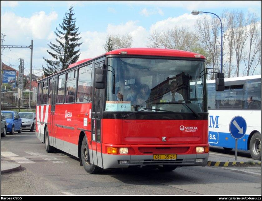 Karosa C955