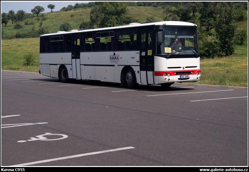 Karosa C955b