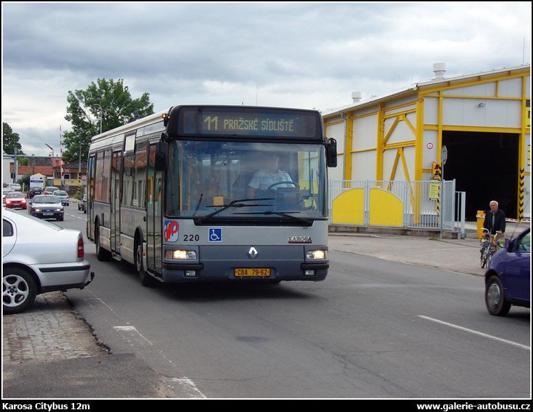 Karosa Citybus 12ma