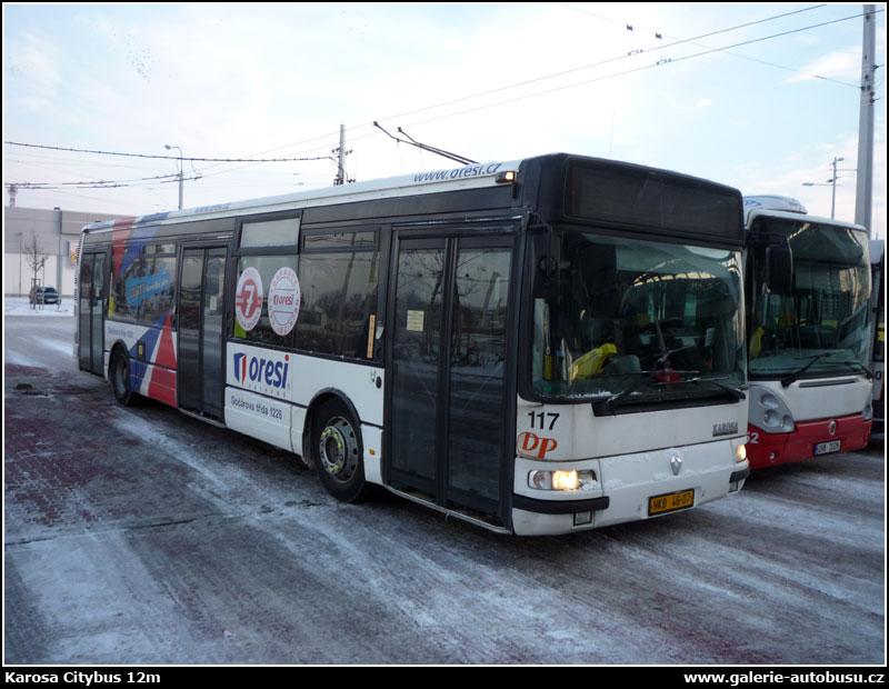 Karosa Citybus 12mc