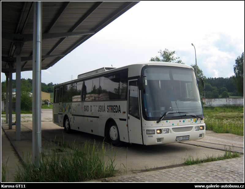 Karosa GT11a