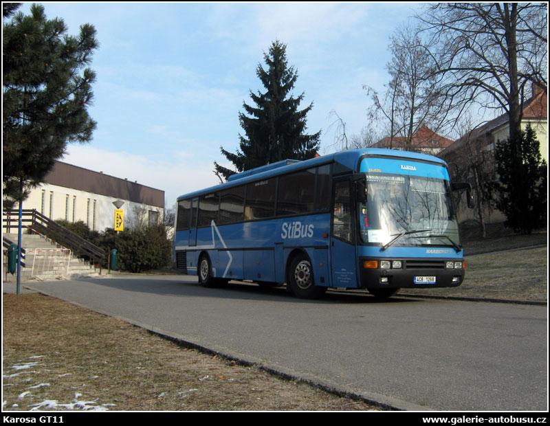 Karosa GT11b