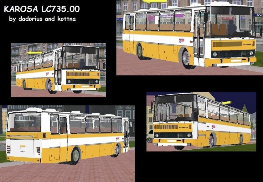 Karosa LC 735.00