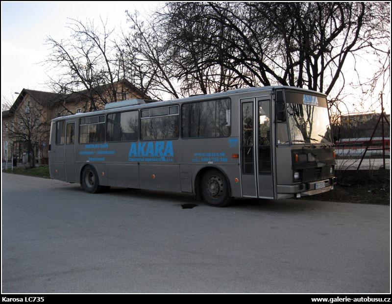 Karosa LC735a