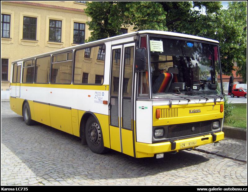 Karosa LC735b