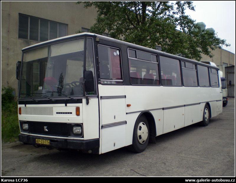 Karosa LC736a