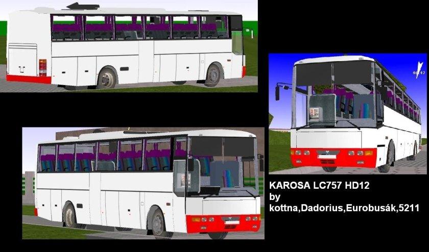 KAROSA LC757 HD12