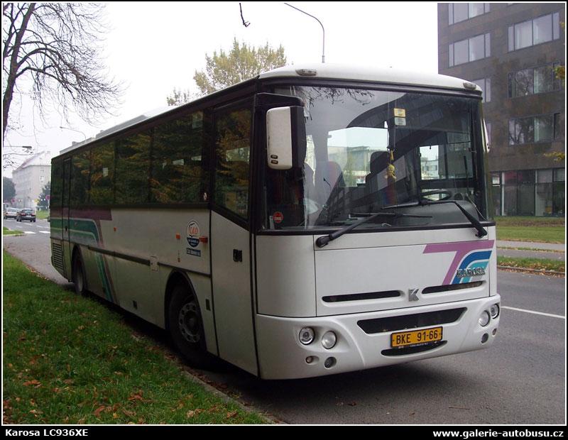 Karosa LC936XE