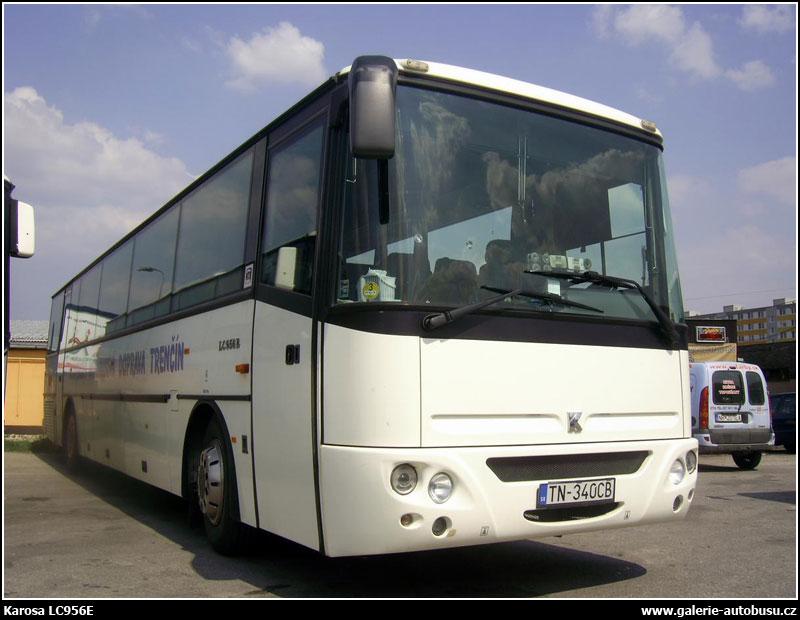 Karosa LC956E