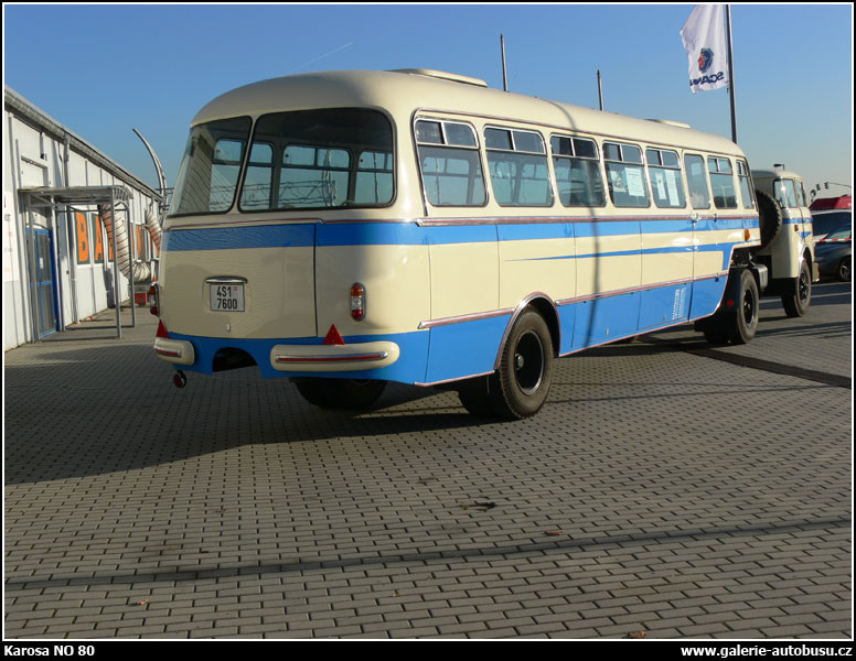 Karosa NO 80a