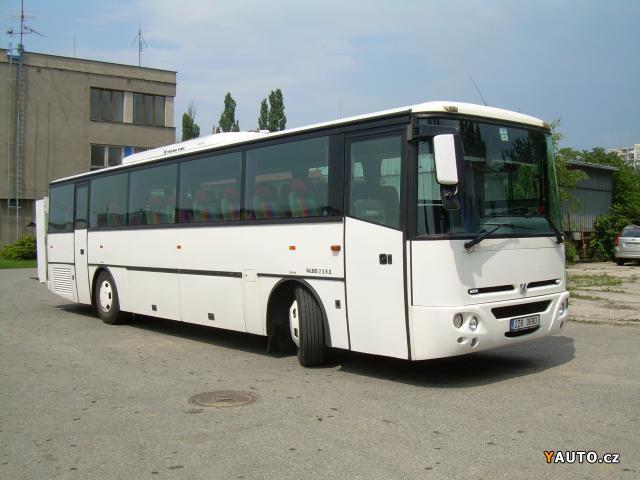 Karosa Ostatni LC 936 1038 XE