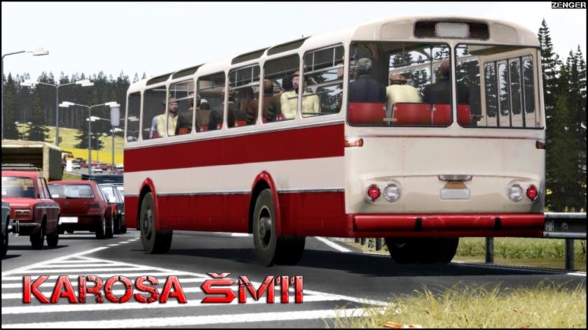 karosa SM11 tek