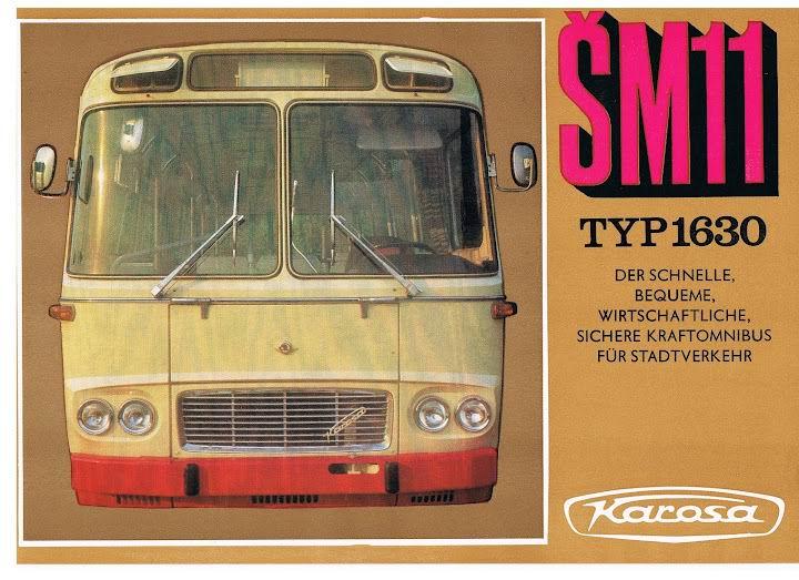 KAROSA SM11-TYP1630