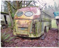 Kenworth bus photo