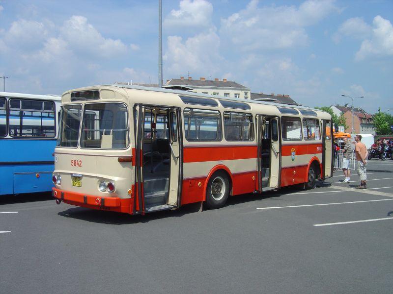 Ostrava, Karosa ŠM 11