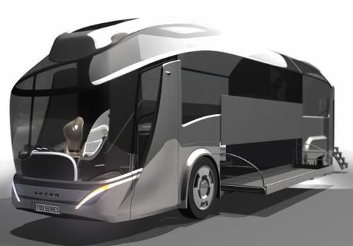 Setra Coach, Setra 700 Series