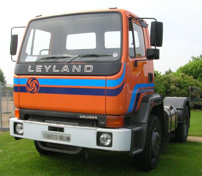 0 1985 Leyland T45 Cruiser