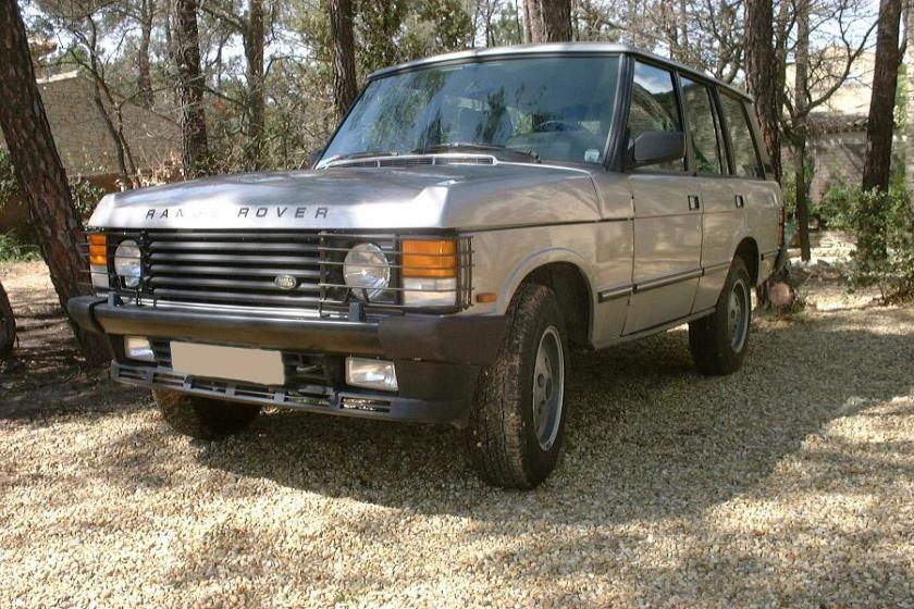 0 1988 Range Rover
