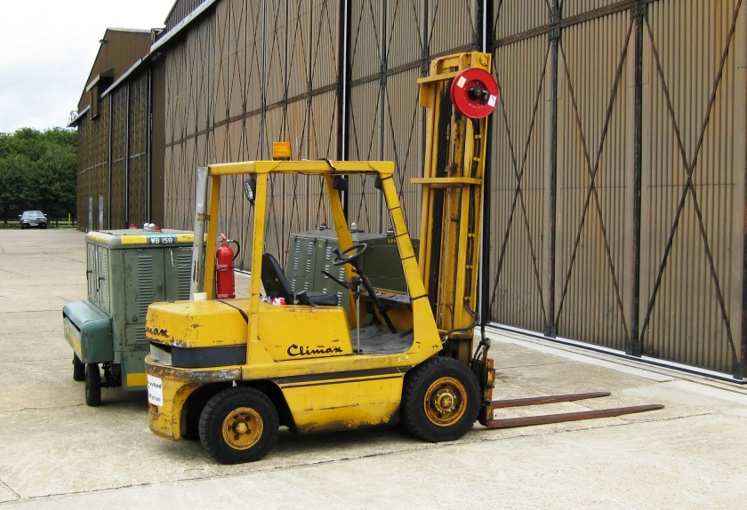 0 Coventry Climax forklift truck