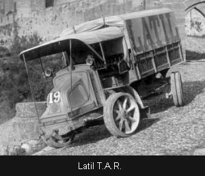 1915 latil tar