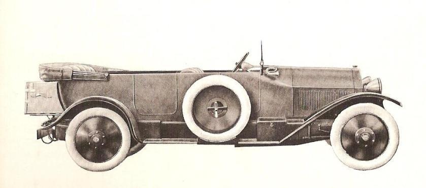 1919 Lancia Kappa