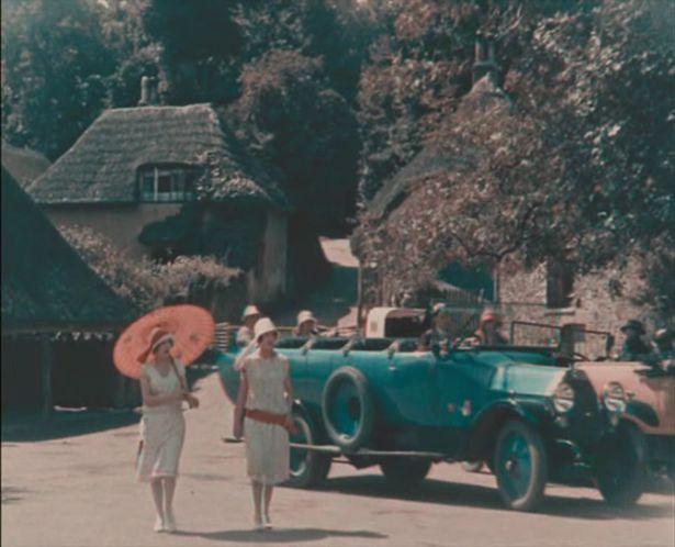 1920 Lancia Kappa Charabanc