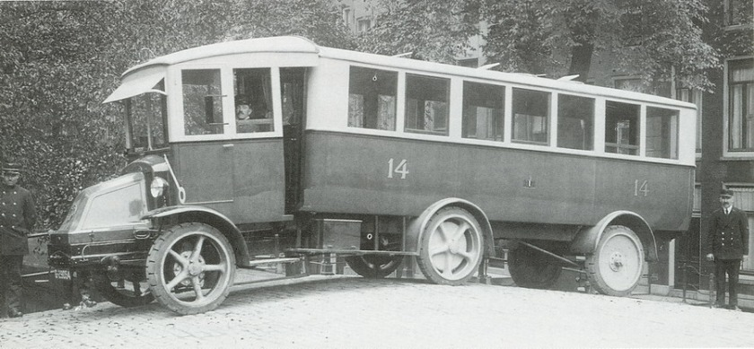 1923 Latil P3(via Snitsler & Co., 's-Gravenhage) - Geesink, Weesp A'dam